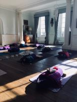 Wednesday Weekly Oxfordshire morning yoga classes