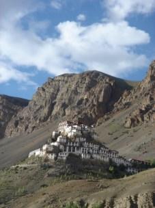 The iconic Ki monastery