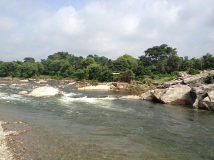 River Banas, en route Kumbhalgarh