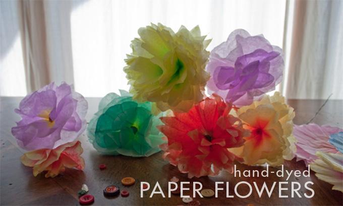 Paper Flowers