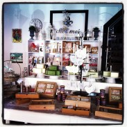 Gorgeous shops, central Hobart.