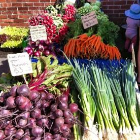 Farmers Market, Hobart.