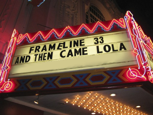 sexy, lesbian romp premieres to sold out Castro Theater