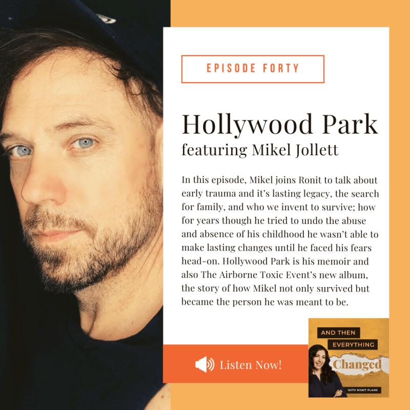 ATEC - Episode 40: Hollywood Park ft. Mikel Jollett