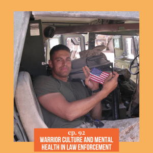ATEC - Episode 92 -Warrior Culture and Mental Health in Law Enforcement ft. Scott Medlin (Featured)