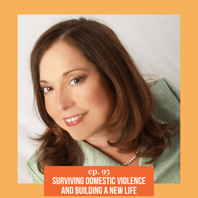 Episode 95- Surviving Domestic Violence and Building a New Life ft. Sonia Frontera