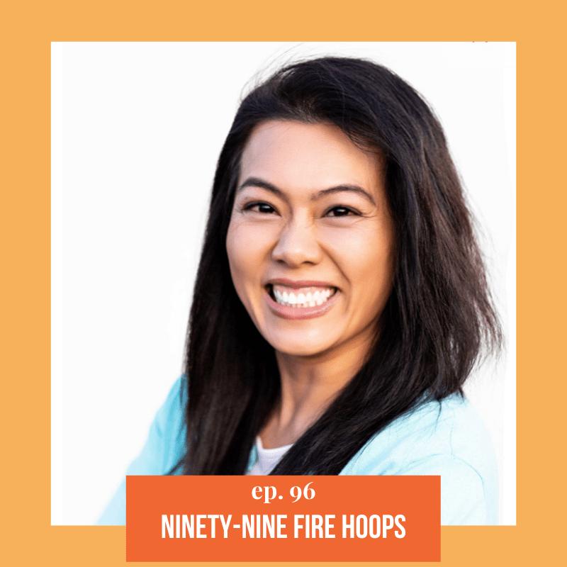 ATEC - Episode 96: Ninety-Nine Fire Hoops ft. Allison Hong Merrill (Featured Image)