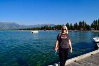 Triin by Lake Tahoe