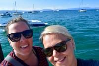 Selfie at Lake Tahoe