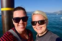 Us at Lake Tahoe