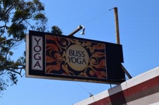 Bliss Yoga near Encinitas, CA