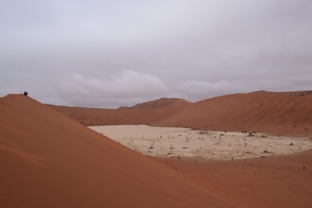 Death Valley next to The Big Daddy Dune