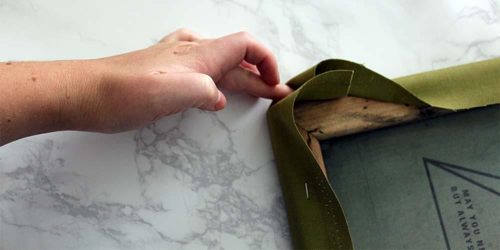 upholstery corners step 2