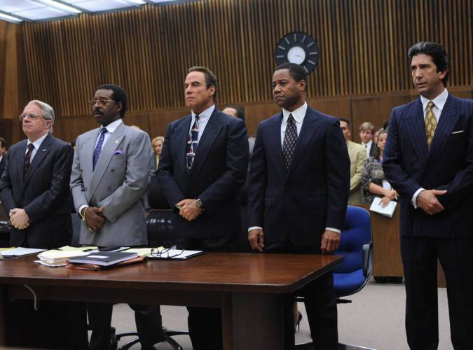 The People vs O.J. Simpson