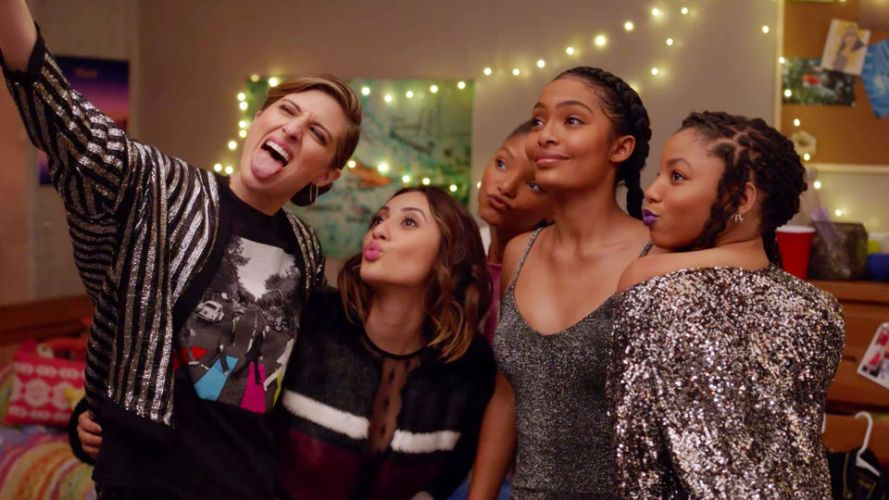 Making History: Grownish