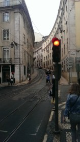 Tyler really couldn't get enough of the beautiful streets (I was the same when I first came to Europe)