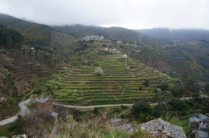 We also took a little hike up the hill to get a great view of the town and its surrounding valley