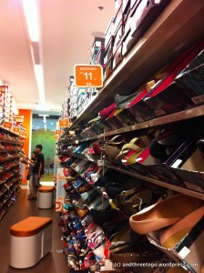 And look at that!!!!! Size 11 USA! My life is now complete here in Phuket and I will lack for nothing! Hallelujah!