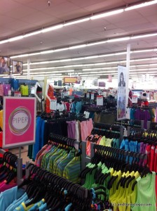 The inside of a Kmart... yep, I'm good to not have to go in one of these again for another year.