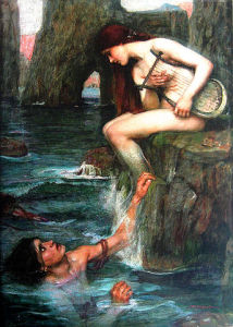 343px-The_Siren_by_John_William_Waterhouse_(1900)