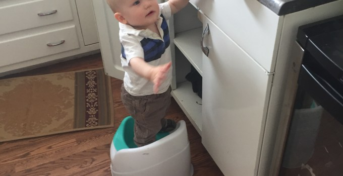 Potty Training Is The Ultimate Test In Parenting