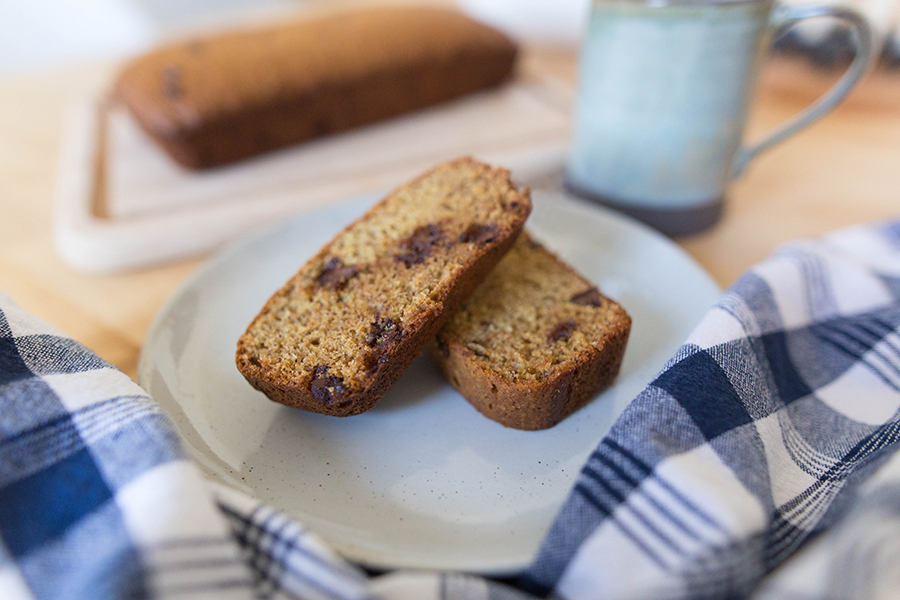& what else | Chocolate Chip Banana Bread