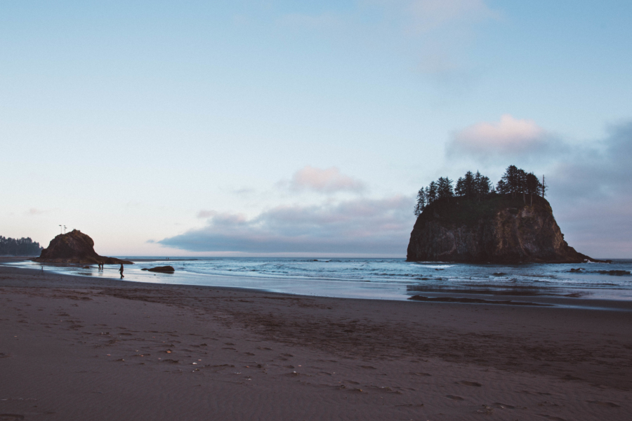 PNW Road Trip La Push Second Beach Olympic Peninsula