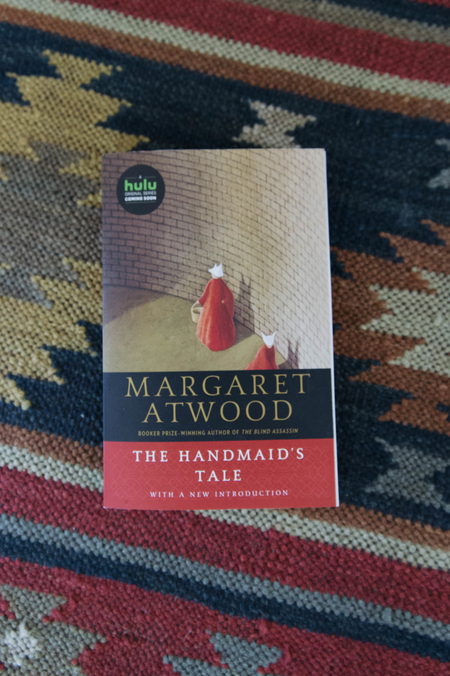 Summer 2017 Reading List The Handmaid's Tale by Margaret Atwood