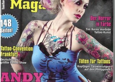 Tätowier Magazin - Ausgabe 170 - April 2010
