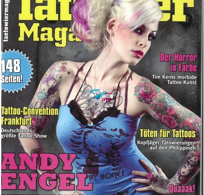 Tätowier Magazin – Ausgabe 170 – April 2010