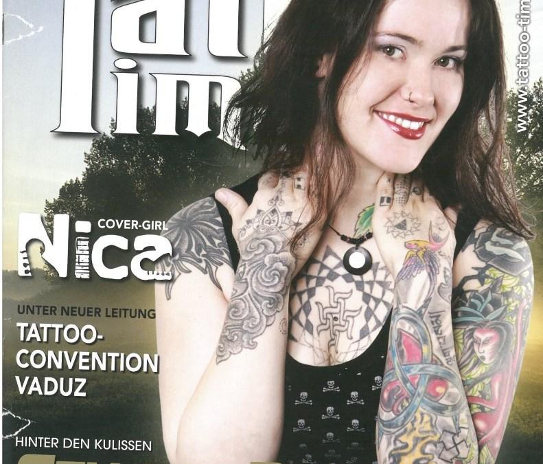 TATTOO TIME – Ausgabe 10 – Februar-April 2009