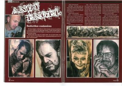 TATTOO MAGAZIN - Ausgabe 139 - November 2011