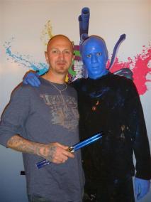 Blue men group