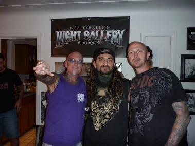 Bob Tyrrell - Mike Portnoy - Andy Engel