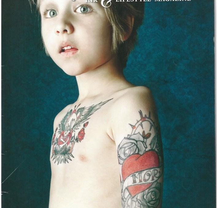 BODYFICATION INK & LIFESTYLE MAGAZINE – Ausgabe 6 – 2010