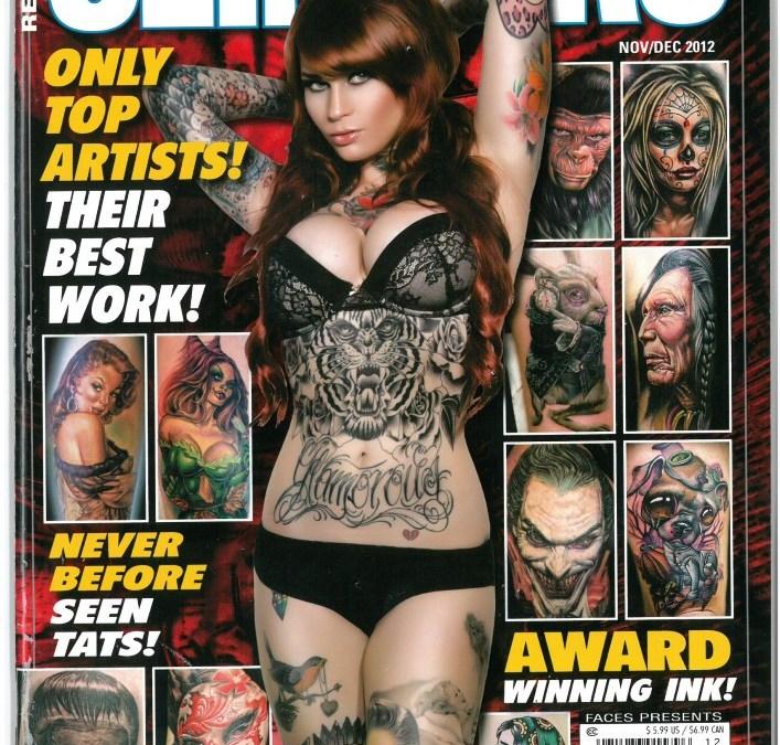 INK SLINGERS – Ausgabe 12 – Nov-Dez 2012