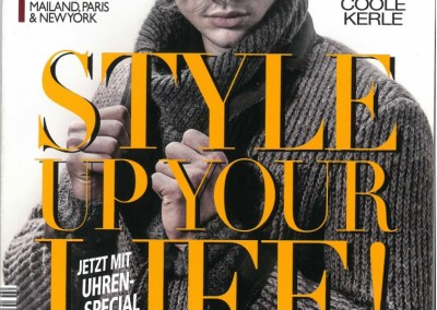 STYLE UP YOUR LIFE! - Ausgabe 02_2013 - Herbst_Winter 2013