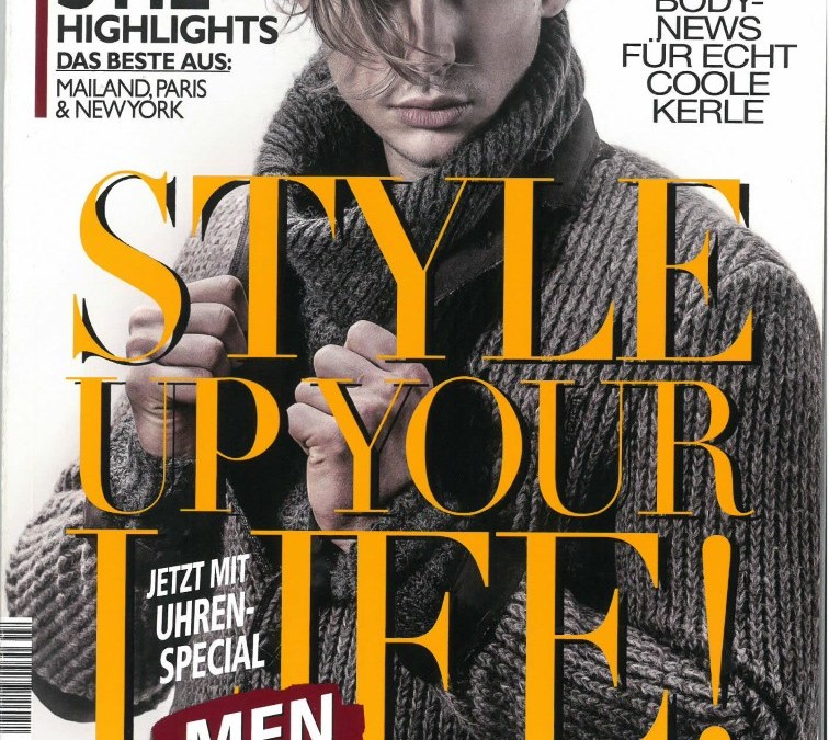 STYLE UP YOUR LIFE! – Ausgabe 02_2013 – Herbst_Winter 2013
