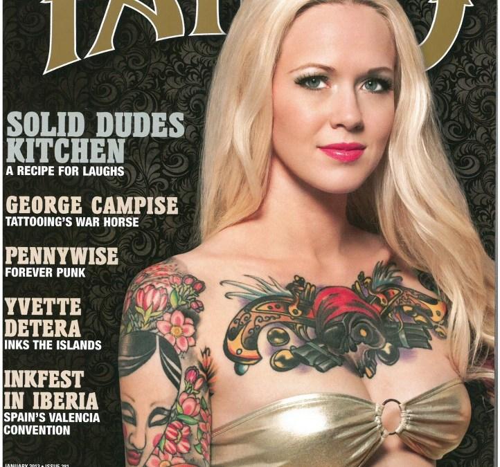 TATTOO – Ausgabe 281 – Januar 2013