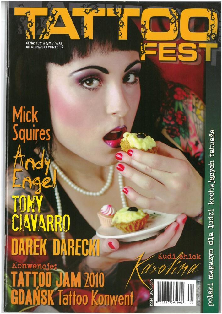 TATTOO FEST - Ausgabe 41 - September 2010
