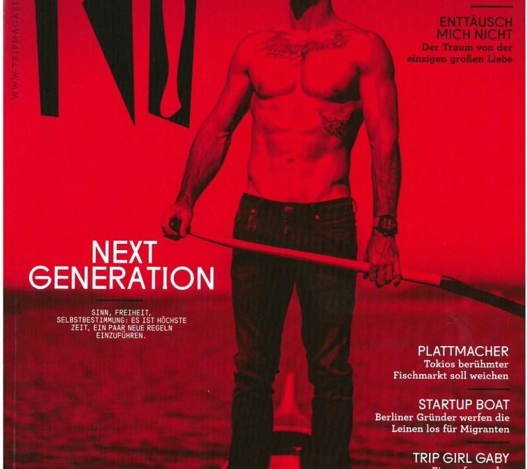 TRIP Magazin – Ausgabe 18 – 3.Quartal 2015
