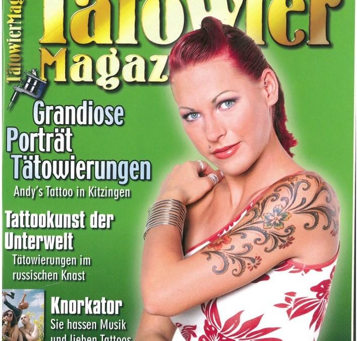 Tätowier Magazin – Ausgabe 92 – Oktober 2003
