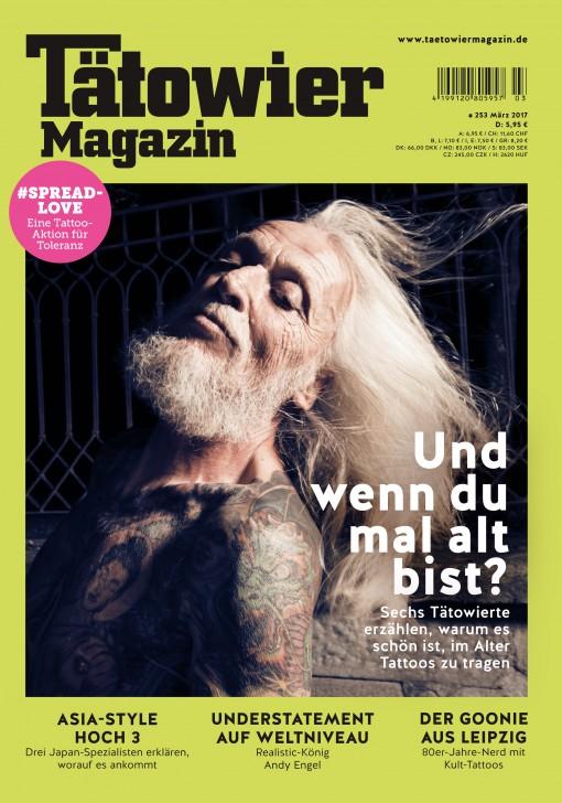 TätowierMagazin - Ausgabe 3 - 2017
