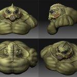 Andy Rader: Bog Monster