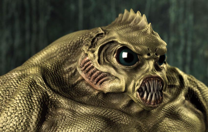 """""""Bog Monster"""""""