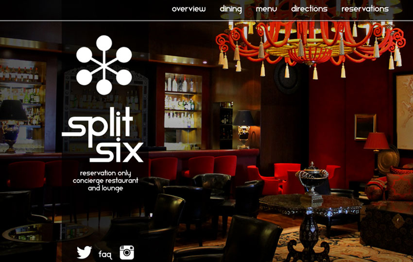 """Split Six"" Marketing Plan"