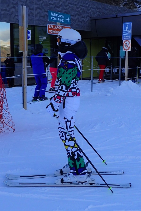 Fashion on the Slopes #1