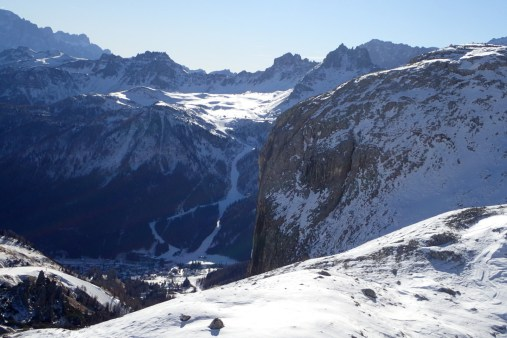 View from the Vallon #2