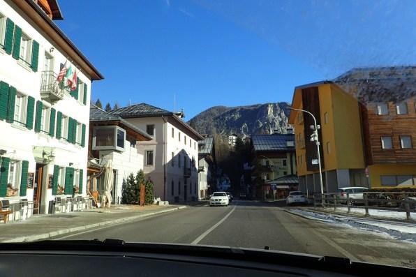 Nice drive to Venezia