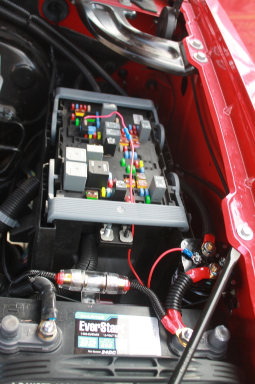 Amp Wiring Diagram 2011 Camaro Dual Battery Setup On My Silverado For Camp Power Andy